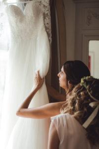 rrobe de mariage